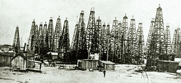 The Texas Oil Industry Oral History Project